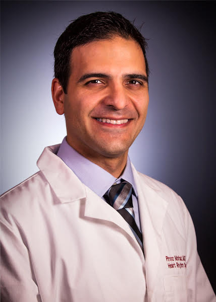Dr  Pirooz Mofrad, Electrophysiologist, Cardiologist in